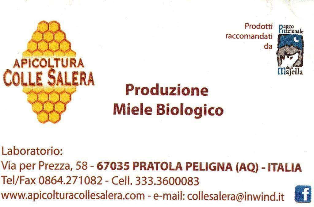 Apicoltura Colle Salera