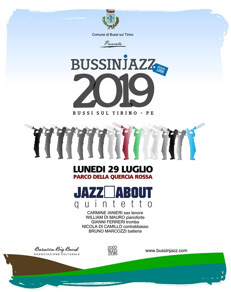 Bussi in Jazz 2019