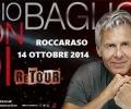 Concerto di Claudio Baglioni a Roccaraso